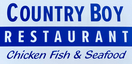 Country Boy Restaurant Logo